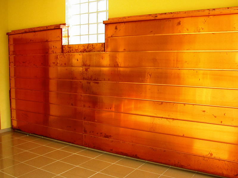 Interiores de cobre for Oficinas vitoria