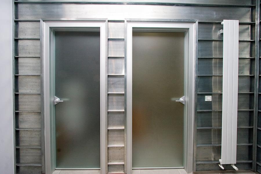 Otros revestimientos interiores for Revestimiento exterior zinc