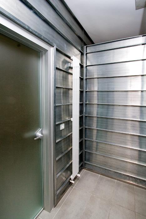 Fachadas junta alzada for Revestimiento exterior zinc