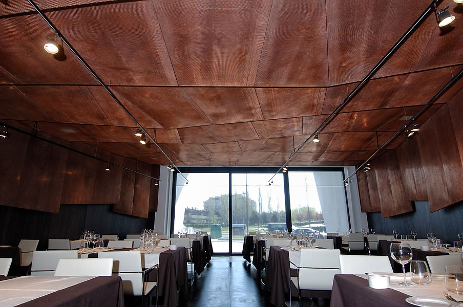 Revestimientos interiores - Revestimientos para techos interiores ...